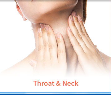 Throat & Neck
