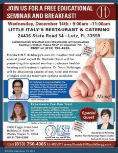 Dec 14 Free Seminar Event