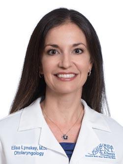 Elisa M  Lynskey, M D - Florida E N T  & Allergy