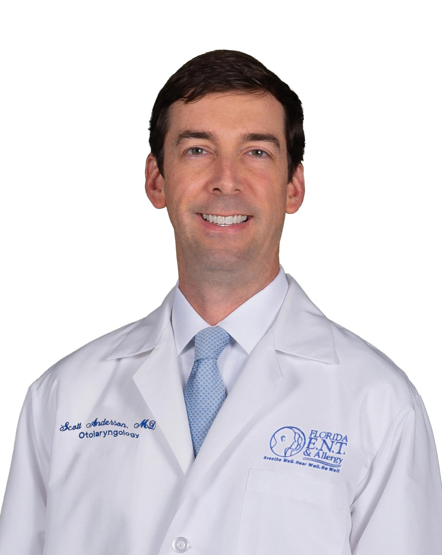 Scott R. Anderson, M.D., FAAOA